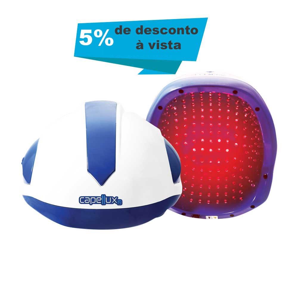 Capacete de LED - Capellux i9
